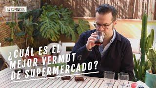 ¿Cuál es el mejor vermut del supermercado?   EL COMIDISTA