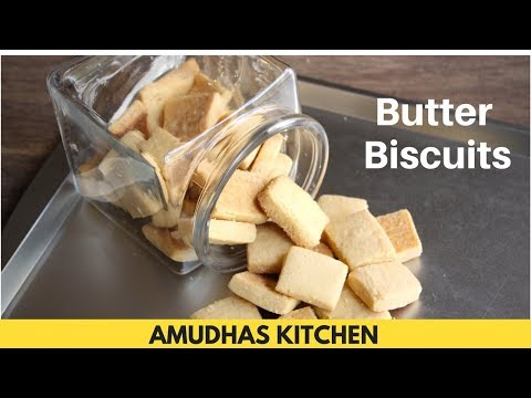 Butter Biscuits | Vennai Biscuits |  வெண்ணை Biscuits | Homemade Butter Biscuits