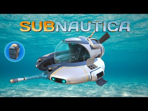 HOW TO GET SEAMOTH AND BATTERY CHARGER IN SUBNAUTICA