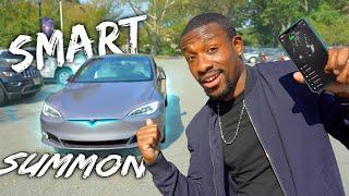 Tesla Smart Summon: Does It Actually Work?