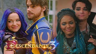 Deleted DESCENDANTS 3 Scenes That Would Have Changed EVERYTHING