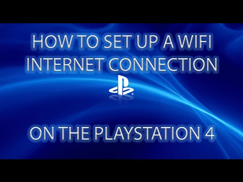 How to Setup WIFI On The PS4 / Pro - Playstation Tutorial - ZanyGeek