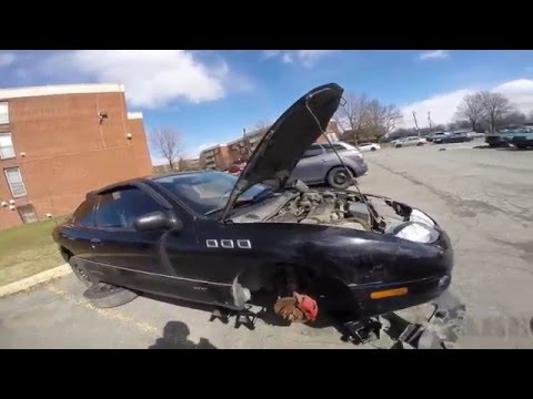 Best way for Alternator Belt Replacement Pontiac Sunfire 2003 2.2l engine