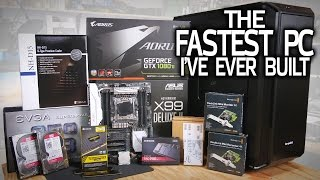 The GODLY PC! My Ultimate Streaming + Capture System Build
