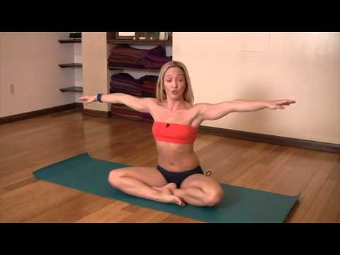 Yoga Shoulder Therapy: Rotation and Extension