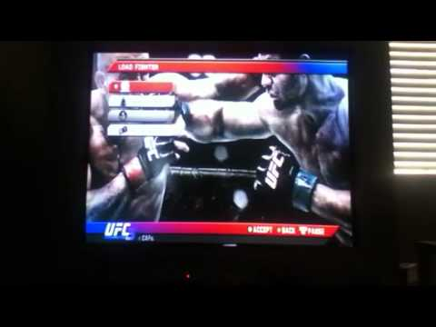 UFC 3 CAF STAT AND MOVE LEVEL GLITCH