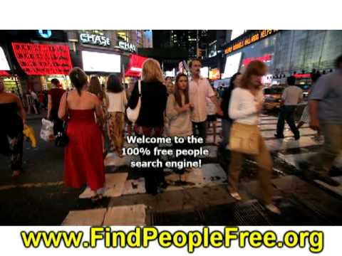 Find People For Free. What is the SECRET to finding people for FREE?
