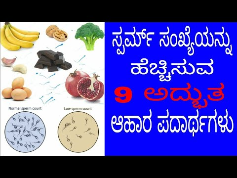 Top Food To Increase The Count in Kannada