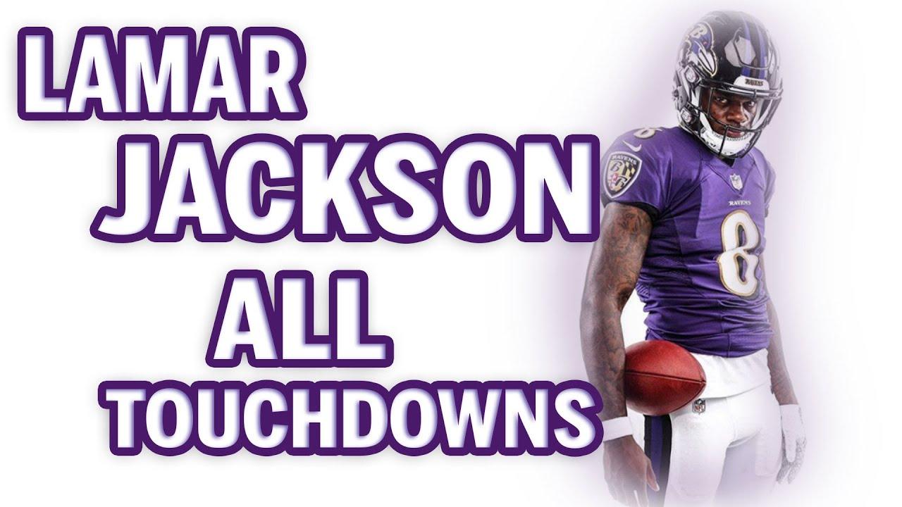 Lamar Jackson All 43 Touchdowns From 2019 Regular Season