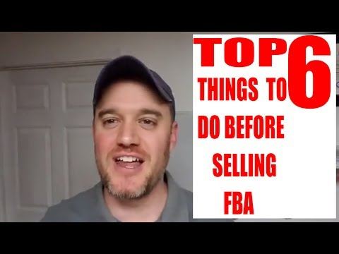 Top 6 things  tutorial selling fba food on amazon How to make more Money