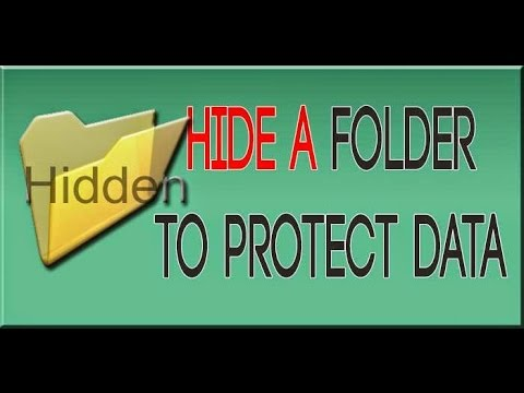How to Hide or Unhide Folders with Command Prompt
