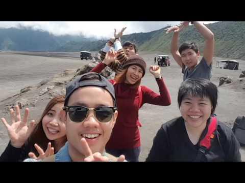 Life is journey: Bromo Kawah ijen Bali Indonesia Trip 2016