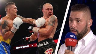 FULL FIGHT: Oleksandr Usyk vs Krzysztof Głowacki w/Tony Bellew as commentator