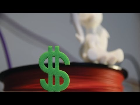 Make Money with 3D Printing! - 2015