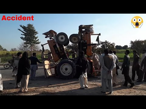 FIAT 480 Vs FIAT 480 | FIAT 480 Tractor Fails While Performing Tractor Stunt