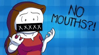 NO MOUTHS?! | Answering Your Questions/Comments!