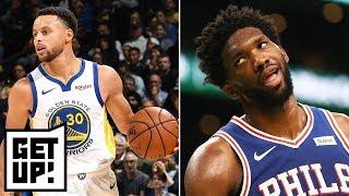 NBA opening night breakdown: Warriors vs. OKC, Celtics vs. 76ers   Get Up!
