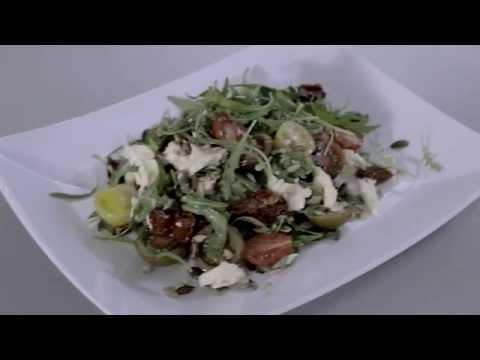 Kevin Love - Mozzarella Salad Recipe