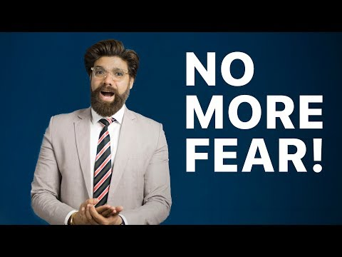 How To Overcome Public Speaking & Stage Fear —3 Tips For Better Public Speaking