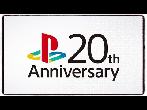PlayStation 4 20th Anniversary Theme Music - 1080p