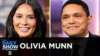 "Olivia Munn - Tackling Another Superhuman Role in ""The Rook"" 