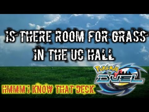 Someone has my same deck building idea UC Hall Pokemon duel