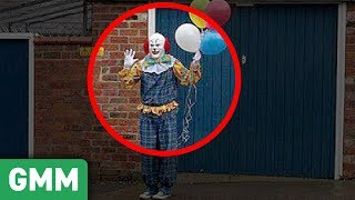 Download Real Clowns Creepier than Pennywise from IT Video