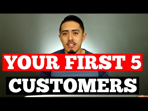 HOW TO GET YOUR FIRST 5 CUSTOMERS- CAR DETAILING BUSINESS TIPS