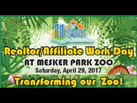 2017 Realtor Affiliate Work Day at the Zoo