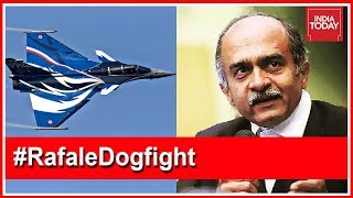 Prashant Bhushan Calls Rafale Deal Largest Defence Scam In India; Files Complaint With CBI