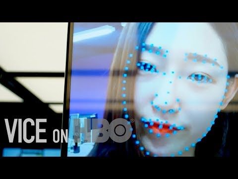 Buying Fast Food And Toilet Paper With Your Face | VICE on HBO, A Face In The Crowd (Extra)