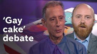 Free speech debate: The 'gay cake' case