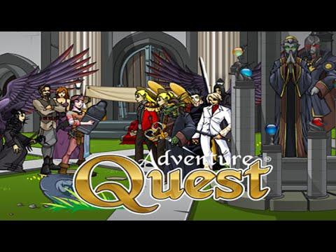 AdventureQuest: Season of Choices + Starslayer Void Takeover
