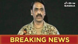 DG ISPR Asif Ghafoor Exposes PTM and Manzur Pasteen | SAMAA TV | 29 April 2019