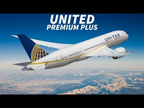 UNITED To Launch NEW PREMIUM PLUS on AIRCRAFT