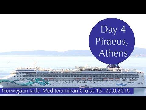 Norwegian Jade Cruise 13.-20.8.2016 - Day 4: Piraeus / Athens / Acropolis