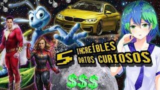 5 INCREÍBLES DATOS CURIOSOS A DETALLE #5