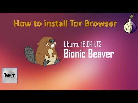 How to install Tor Browser on Ubuntu 18.04