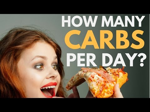 How Many Carbs Should I Eat Per Day to Lose Weight?