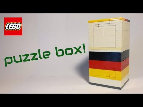 LEGO puzzle box V3
