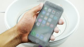 Dipping an iPhone 6S in Instant Hot Wax!