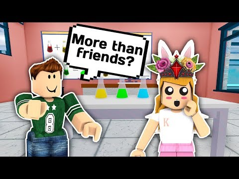 MY BEST FRIEND WANTS TO DATE ME // Robloxian High School // Roblox Funny Moments