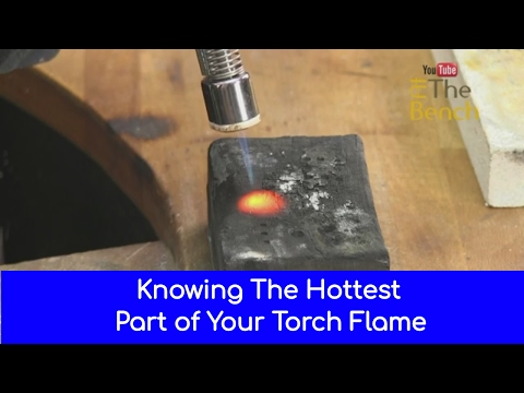 Using a Butane Torch For Making Your Own Jewellery At Home