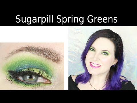 Green Eyes Cat Eye Makeup Tutorial - Makeup for Hooded Eyes