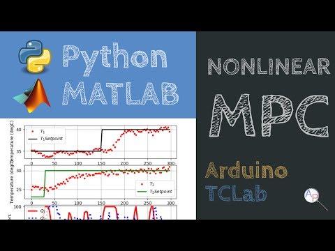 Nonlinear Model Predictive Control for TCLab