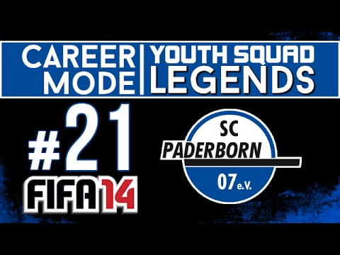 FIFA 14 Career Mode - Youth Squad Legends 3 Ep. 21