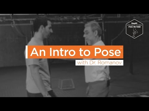 An Introduction to the Pose Method of Running with Dr. Nicholas Romanov
