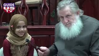 A beautiful conversation between Maryam and Sheikh Yusuf Estes