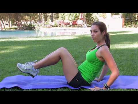 Sitting Abdominal Exercises During Pregnancy