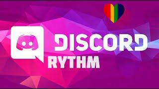 CÓMO UTILIZAR A RYTHM UN BOT DE MÚSICA |Tutorial Rythm discord